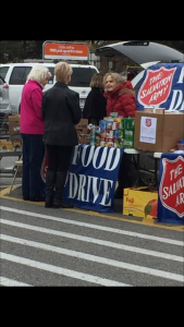 Salvation Army Food Drive @ Wal-Mart SuperCenter | Rogers | Arkansas | United States
