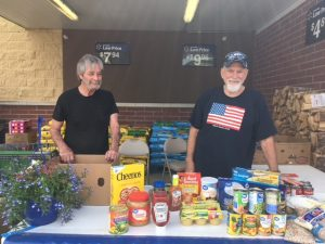 Salvation Army Food Drive @ Walmart Neighborhood Market | Bentonville | Arkansas | United States