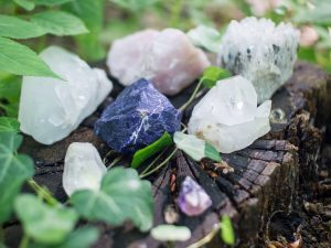 New Date & Time - Healing Stones with Tracy Fortuny @ Unity Church of the Ozarks